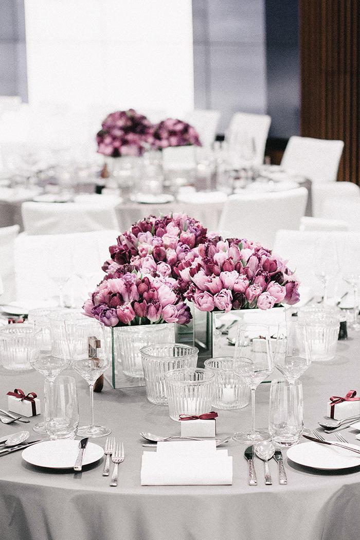 Hochzeit lila Tulpen (9)