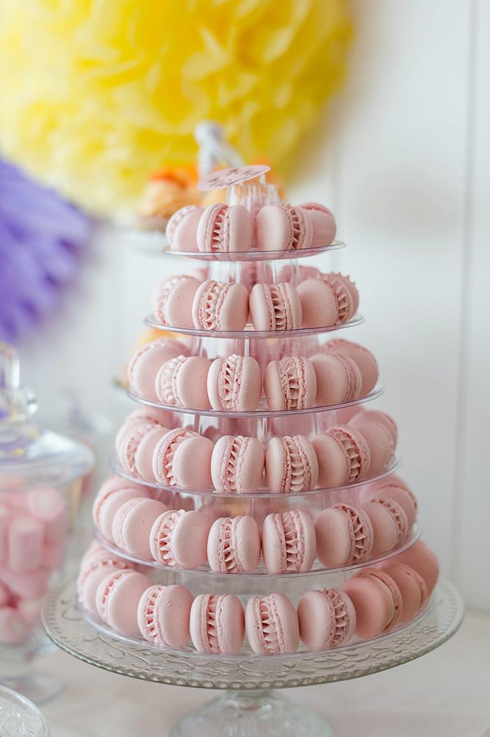Macaron Etagere