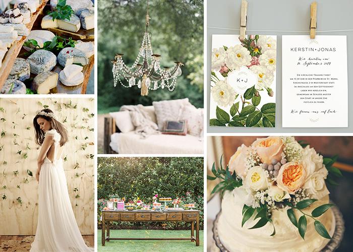 Papeterie Hochzeit Blumen (1)