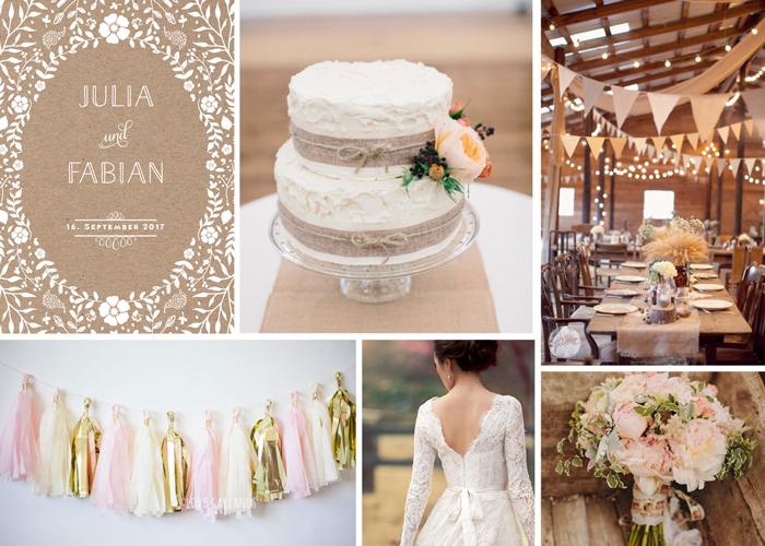 Vintage Einladungen Hochzeit (1)