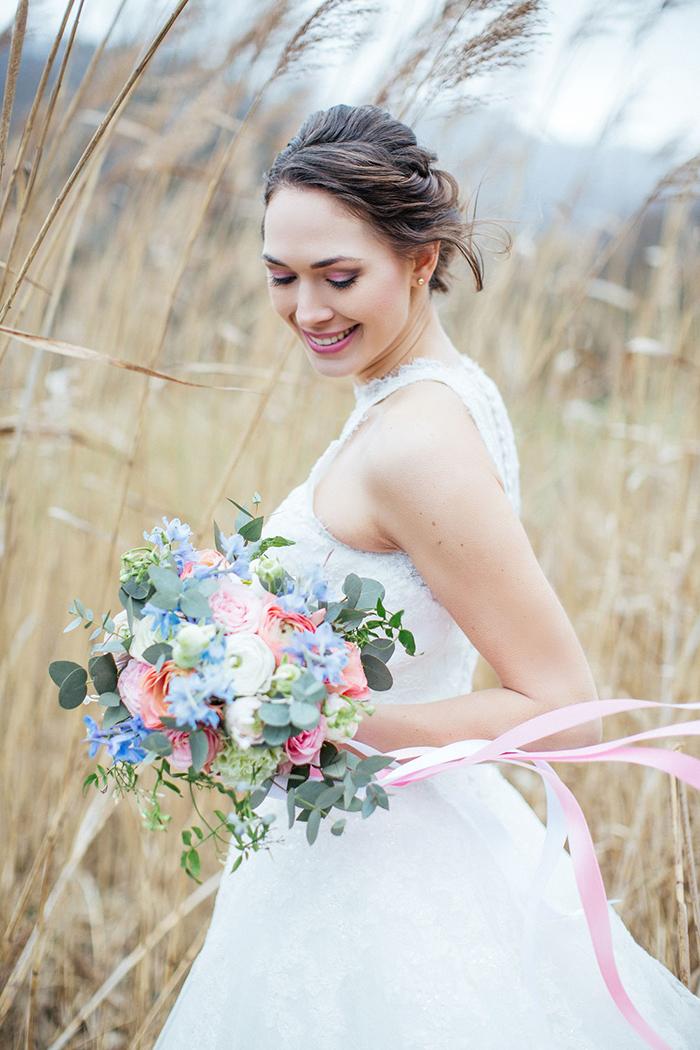 blaue Hochzeitsdeko (4)