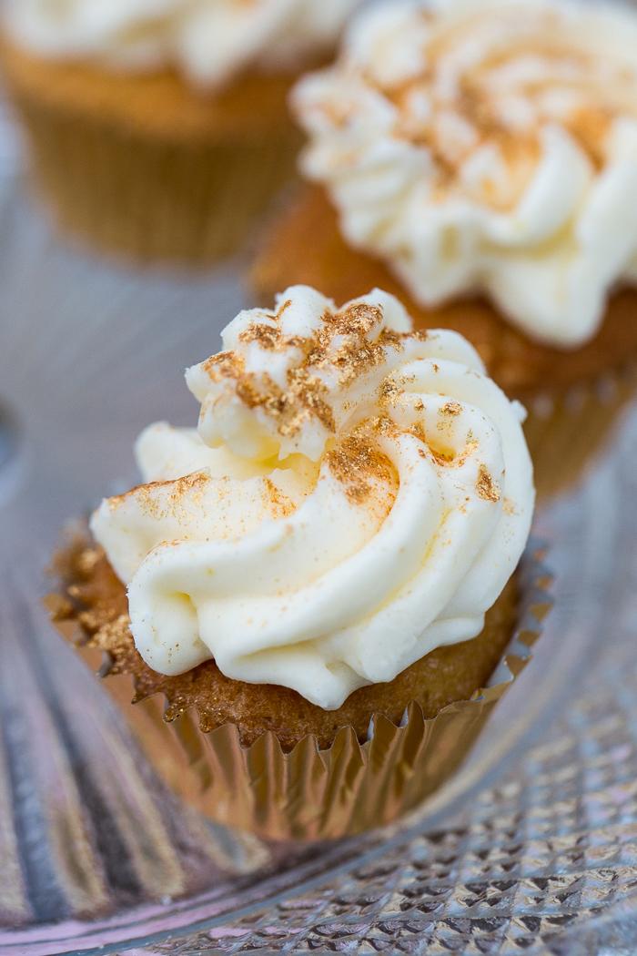 goldene Cupcakes (3)