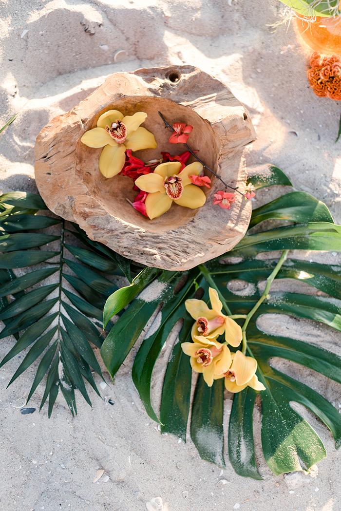 Hawaii Hochzeit Deko (2)