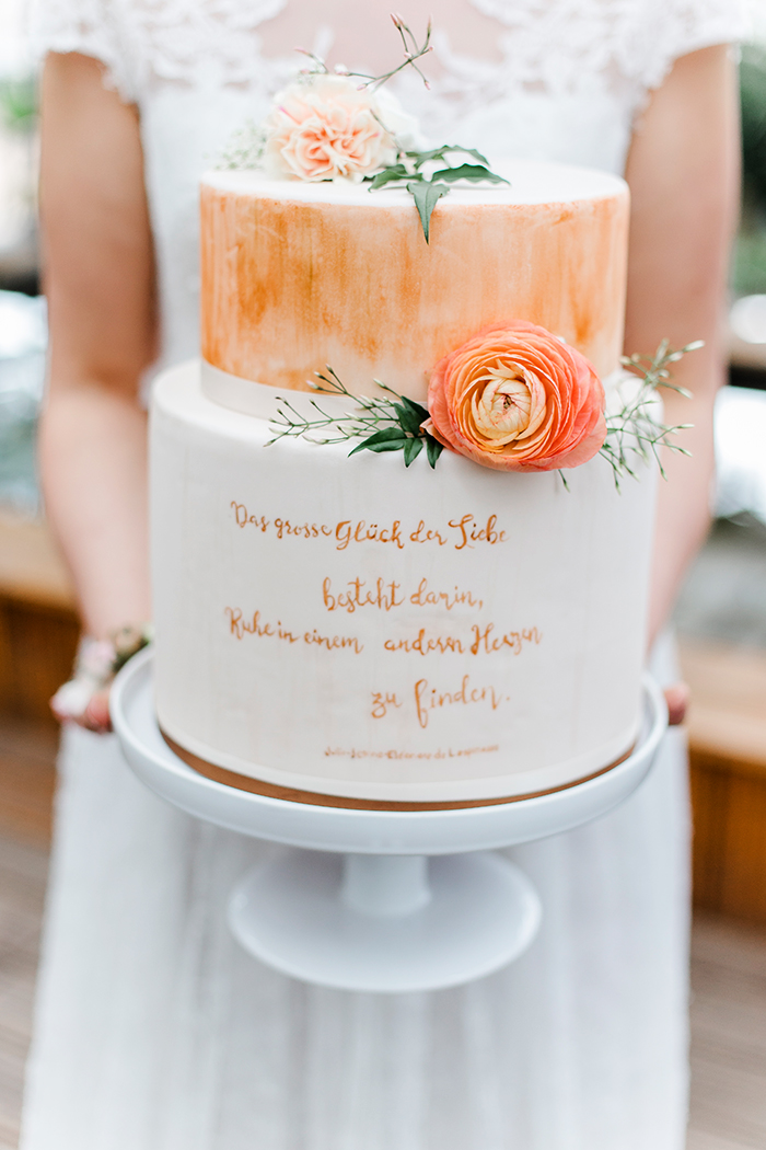 Hochzeitstorte mit Spruch (2)