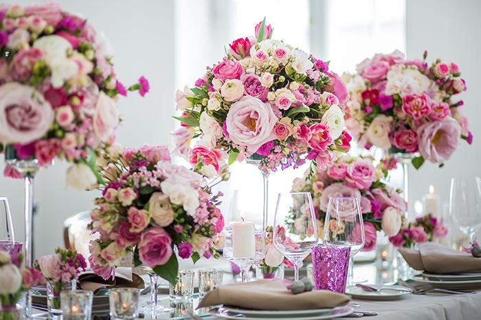 Rosendeko Hochzeit (1)