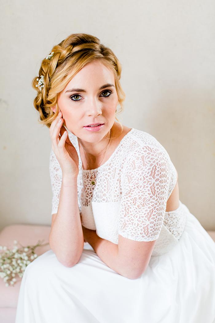 Brautkleid klassisch schlicht (5)