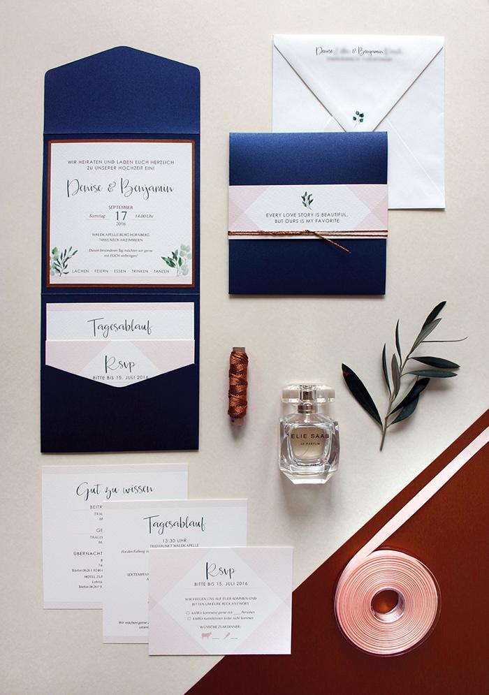 Einladung zur Hochzeit (2)