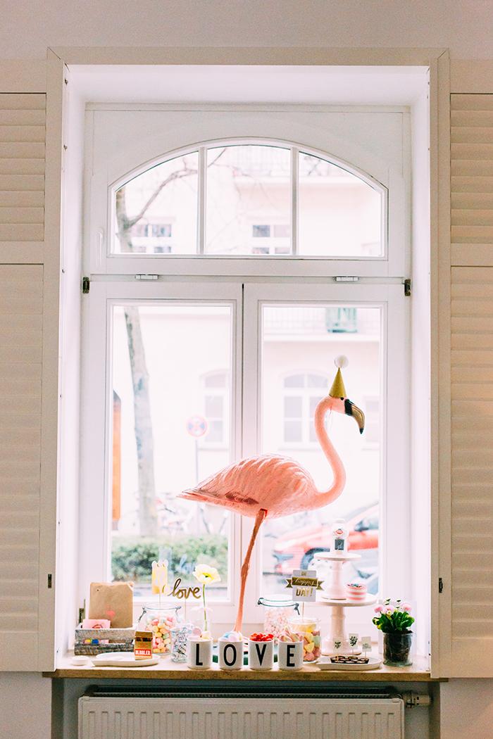 Flamingo Deko Hochzeit (2)