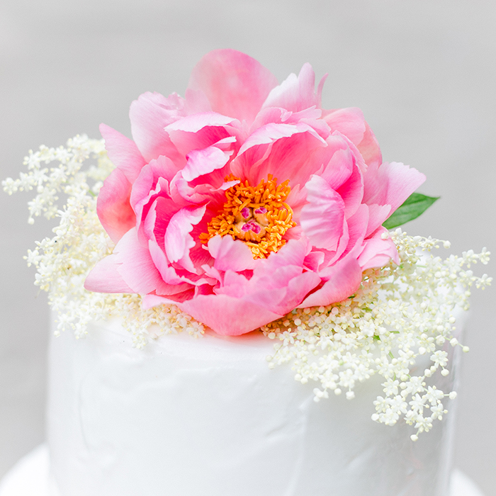 Hochzeitstorte mit Pfingstrosen (1)
