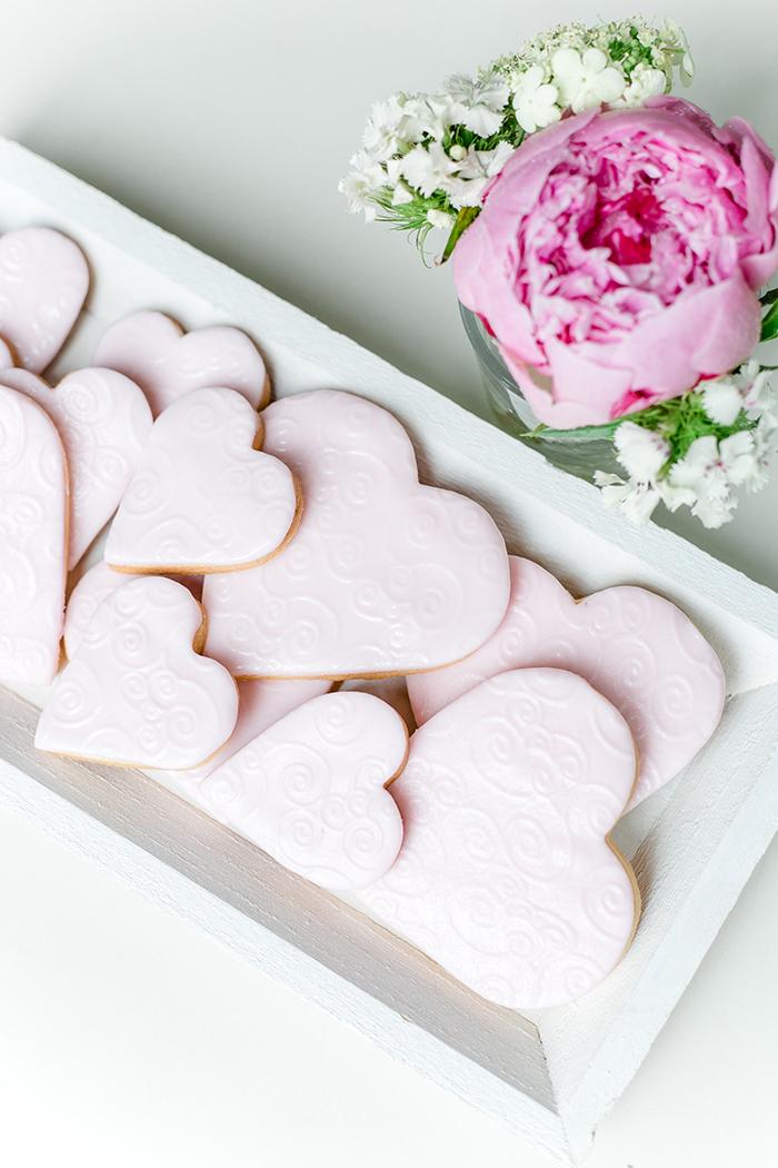 Kekse Herz
