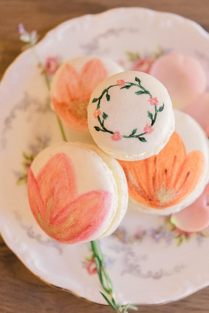 Macarons bemalt (1)