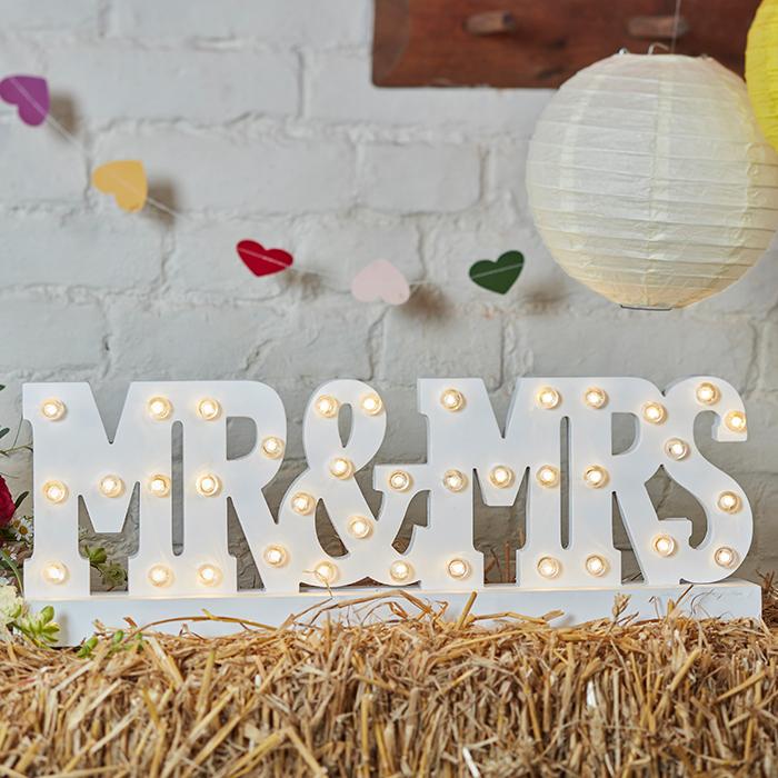 Mr und Mrs Lichter