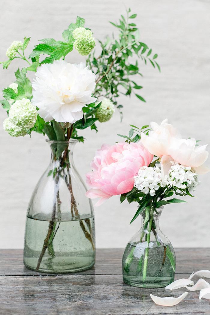 gruene Vasen