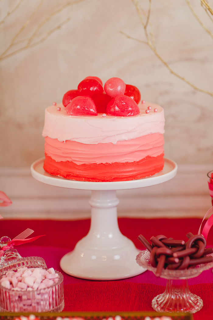 rote Hochzeitstorte (1)