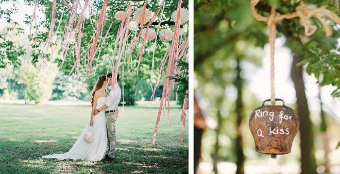 Baum dekorieren Hochzeit (4)