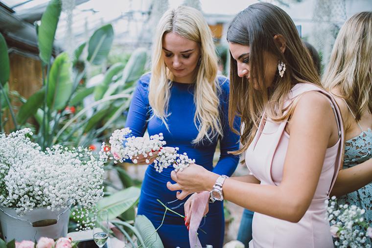 Blumenkraenze binden Hochzeit (9)
