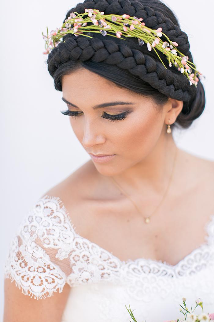 Brautfrisur griechisch (1)