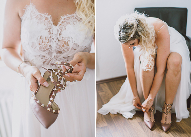 Brautschuhe Valentino