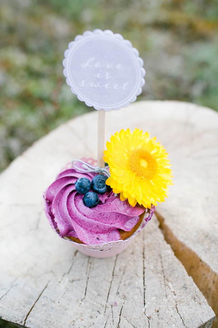 Cupcake Hochzeit