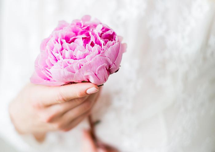 Pfingstrose Hochzeit