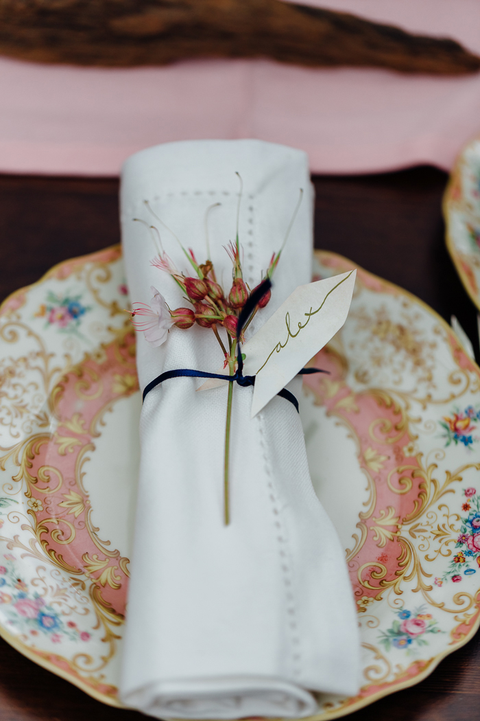 Tischdeko Vintagehochzeit
