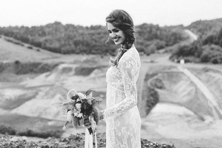 bohemian bridal boudoir (4)