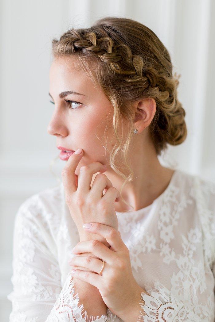 geflochtene Brautfrisur (6)
