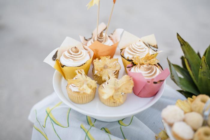 Ananas Cupcakes (2)