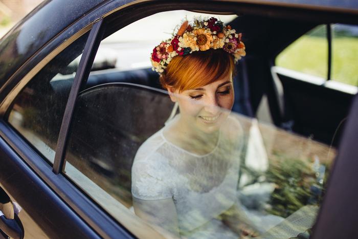 Braut Auto