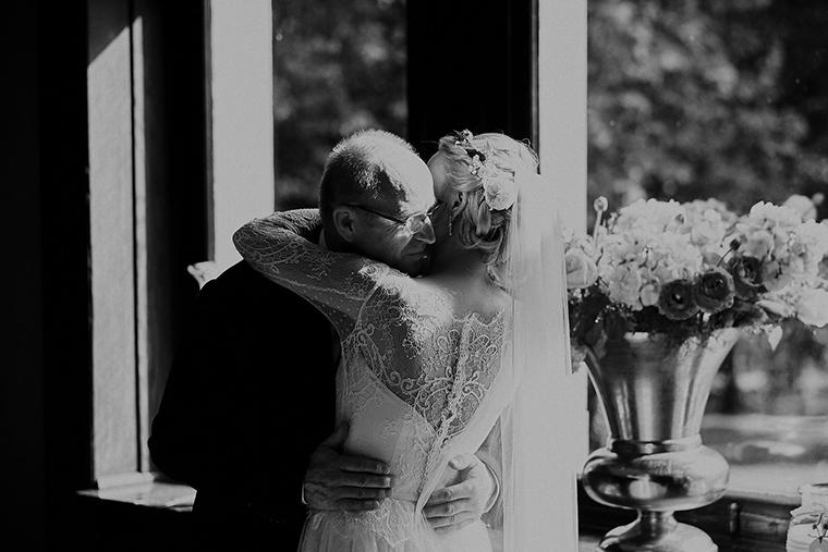 Braut und Brautvater (3)