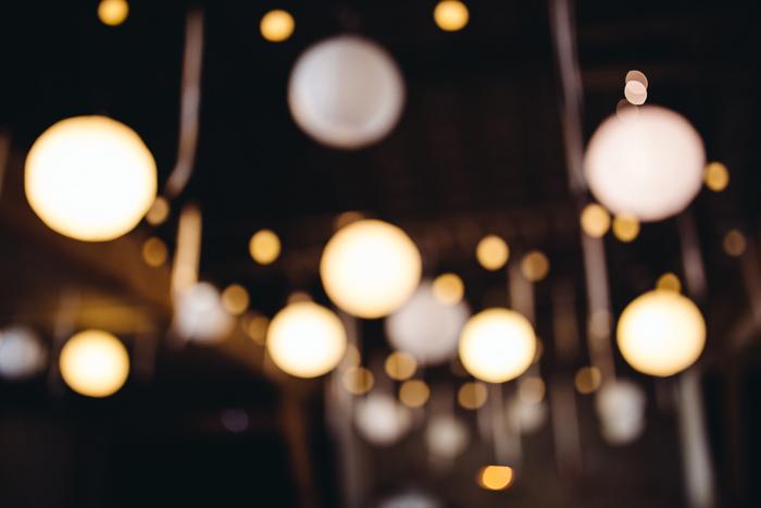 Lichterkette Hochzeit