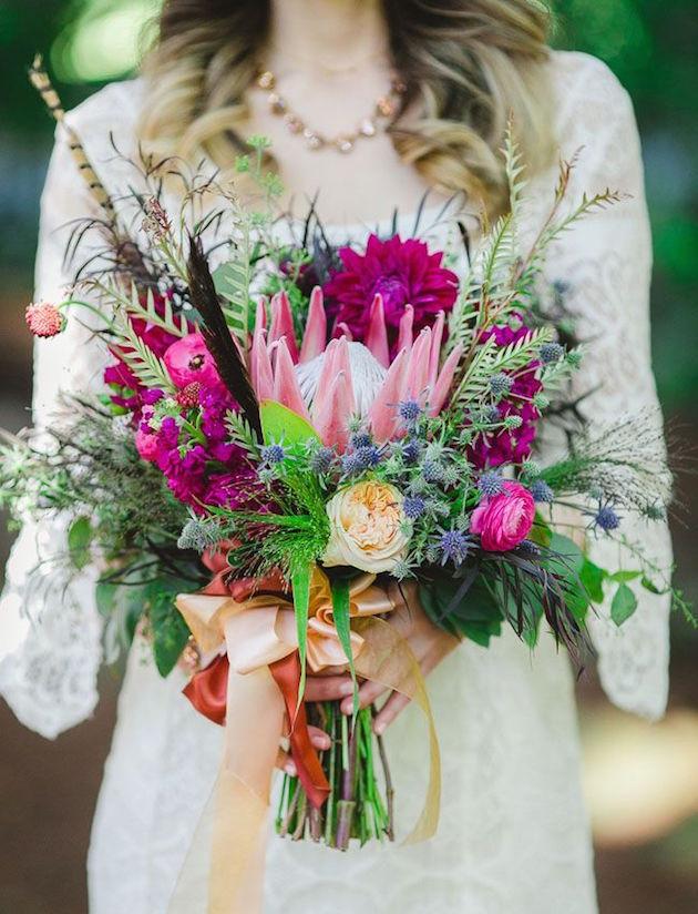 Protea Hochzeit