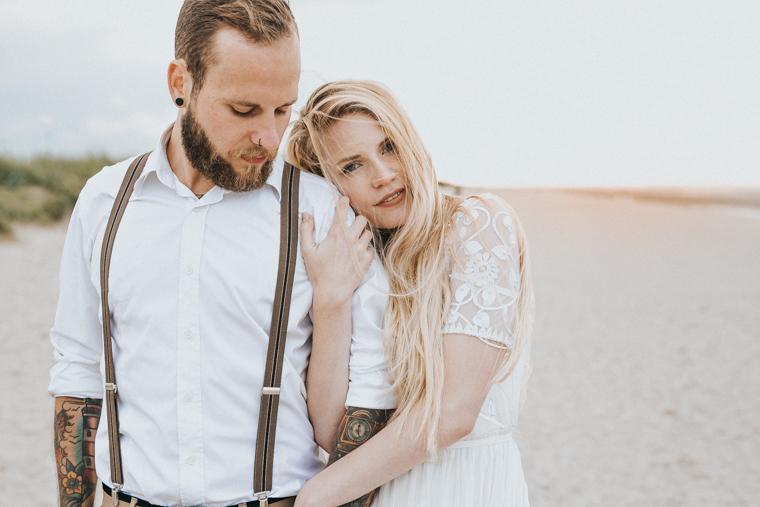 Bohemian beach wedding (1)