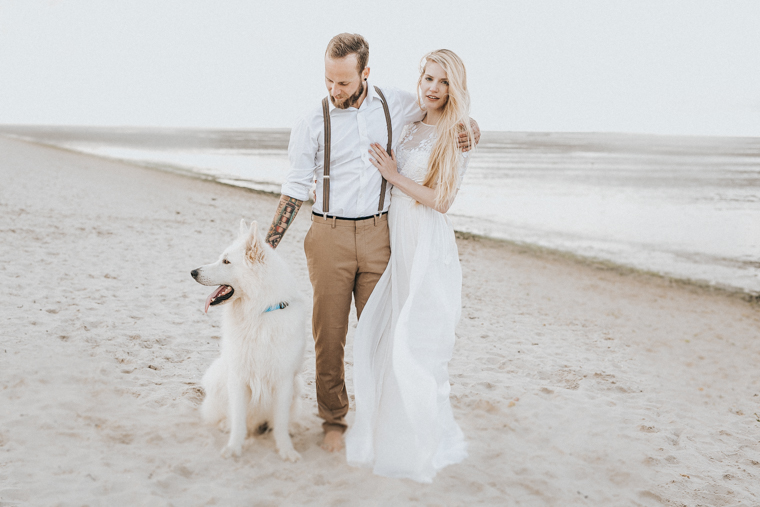 Bohemian beach wedding (2)