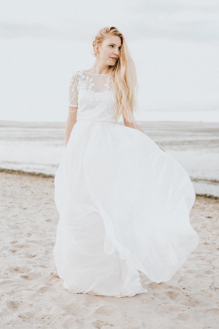 Brautkleid Strandhochzeit (1)