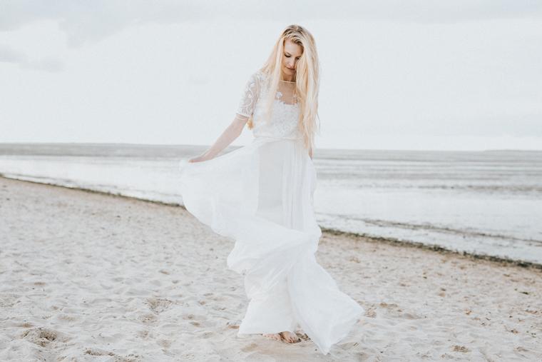 Brautkleid Strandhochzeit (2)