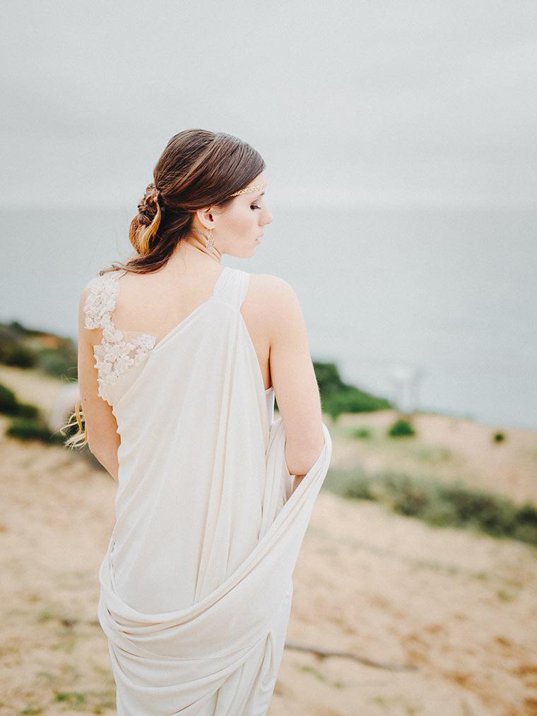Brautkleid roemisch