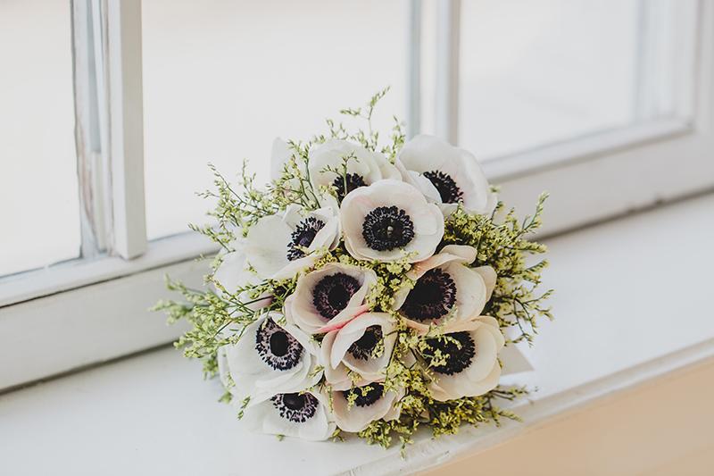 brautstrauss-anemone