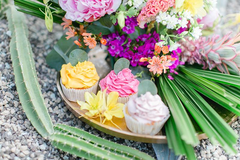 cupcakes-tropisch