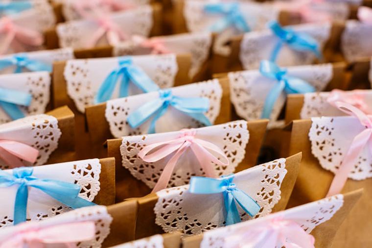 Geschenktueten Hochzeit