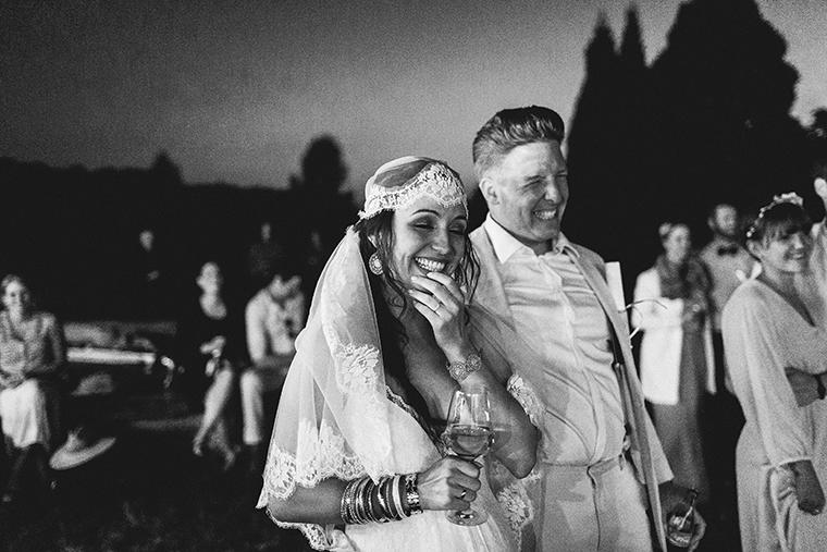 Hochzeit unter freiem Himmel (2)