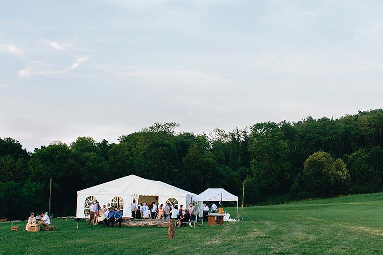 Zelt Hochzeit (1)
