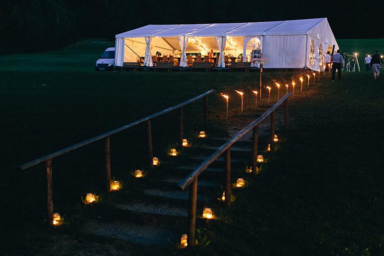 Zelt Hochzeit (5)