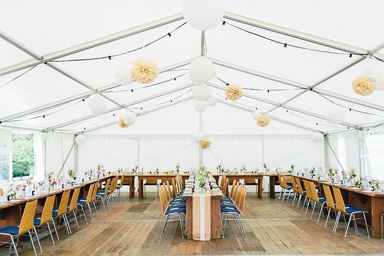 Zelt Hochzeit (6)