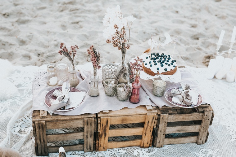 alte Weinkisten Hochzeit