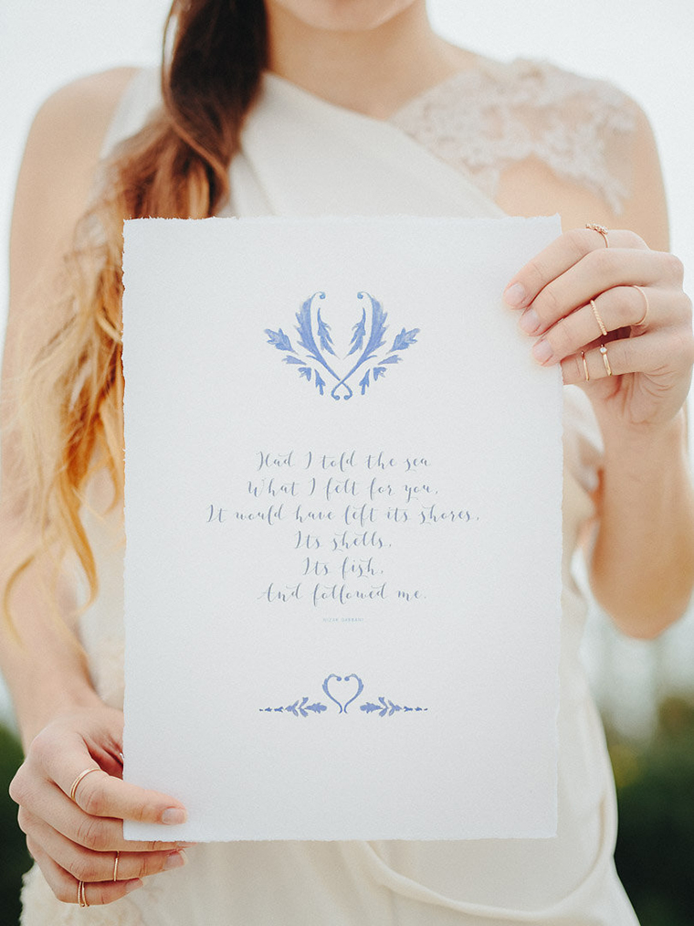 vow ideas