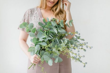 Brautstrauss Eukalyptus