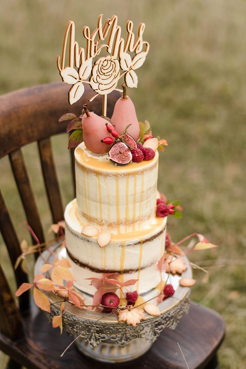 Schone Hochzeitstorten Fur Den Herbst Friedatheres Com