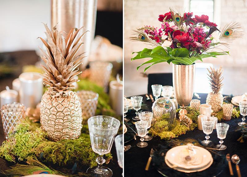 goldene-ananas