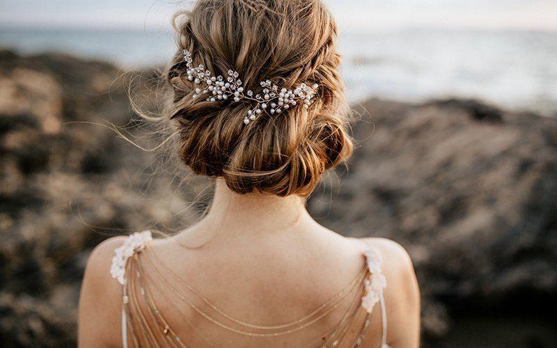 Brautfrisur Haarknoten (2)